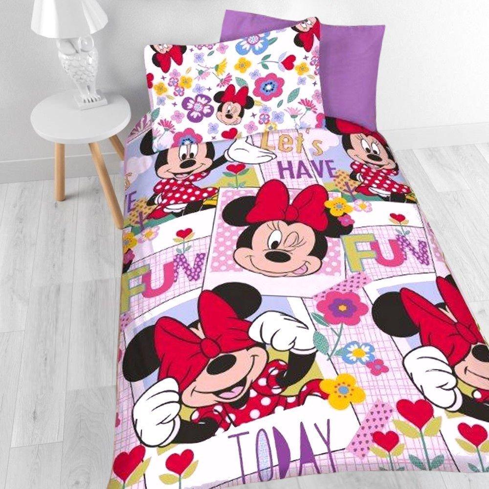 CHOLLAZO: Funda nórdica Minnie Mouse by Disney 11€   MI BEBÉ CRECE